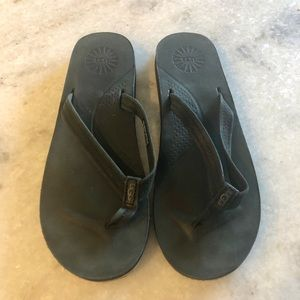 Never worn Ugg Sandals / Flip Flops Size- 6